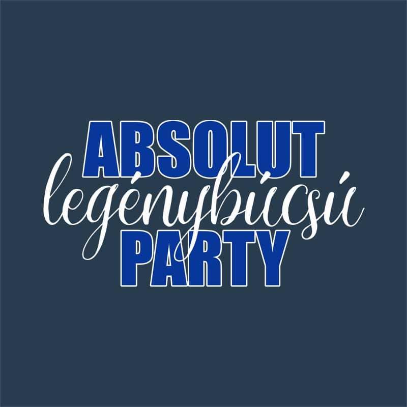 41435c10d8 Absolut legénybúcsú party Póló - Bachelor Party