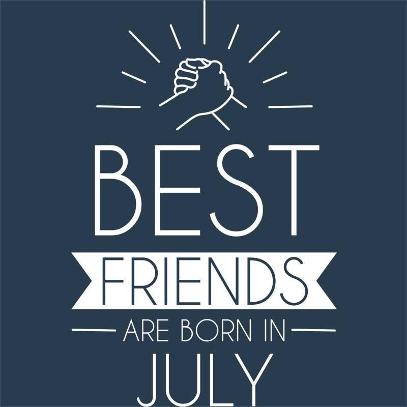 Best friends july Póló - Ha Friendship rajongó ezeket a pólókat tuti imádni fogod!