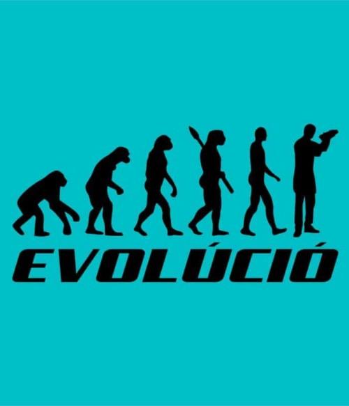 Pultos evolúció Póló - Ha Bartender rajongó ezeket a pólókat tuti imádni fogod!