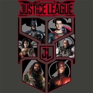 Justice Team Póló - Ha Justice League rajongó ezeket a pólókat tuti imádni fogod!