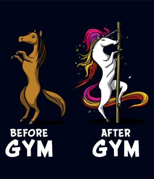 Before Gym