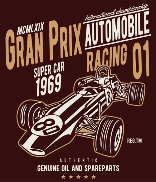 Gran prix automobile Póló - Ha Formula 1 rajongó ezeket a pólókat tuti imádni fogod!