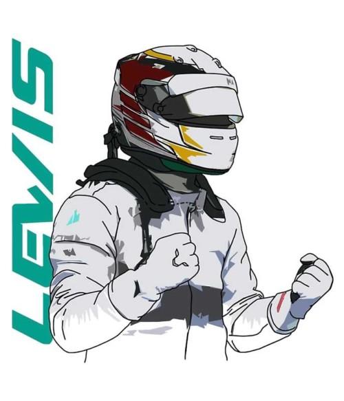 Lewis F1 Póló - Ha Formula 1 rajongó ezeket a pólókat tuti imádni fogod!