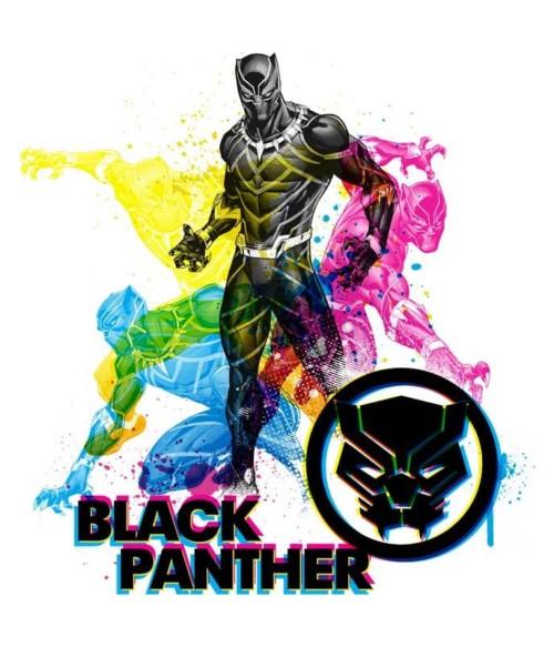 Neon Panther Póló - Ha Black Panther rajongó ezeket a pólókat tuti imádni fogod!