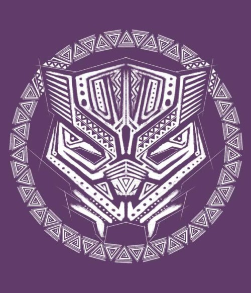 Black Panther Graphic Badge Póló - Ha Black Panther rajongó ezeket a pólókat tuti imádni fogod!