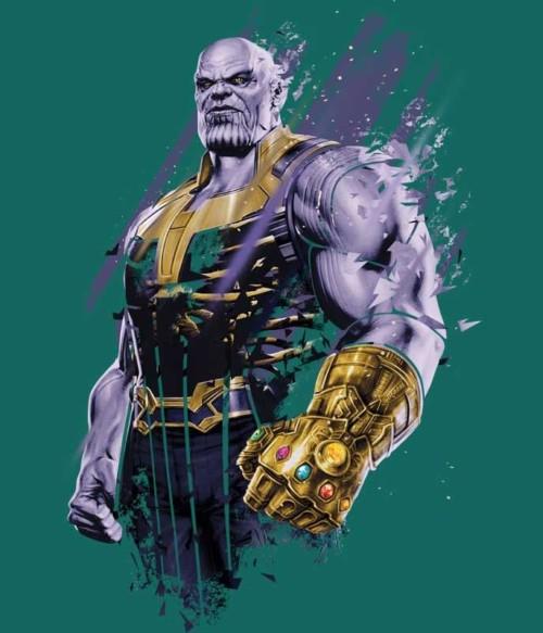 Power of Thanos Póló - Ha Thanos rajongó ezeket a pólókat tuti imádni fogod!