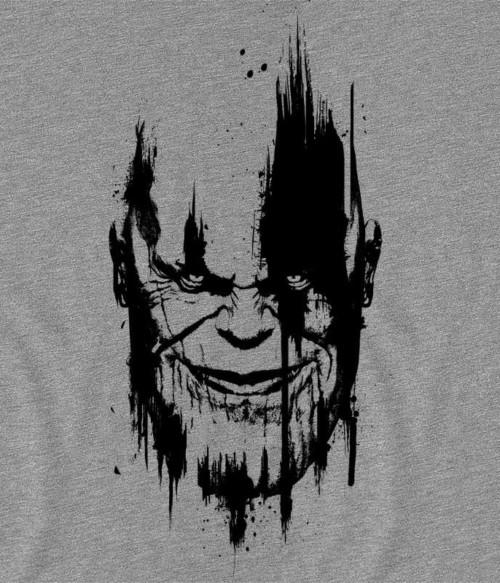 Thanos brush Póló - Ha Thanos rajongó ezeket a pólókat tuti imádni fogod!