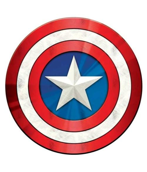 Shine Shield Póló - Ha Captain America rajongó ezeket a pólókat tuti imádni fogod!