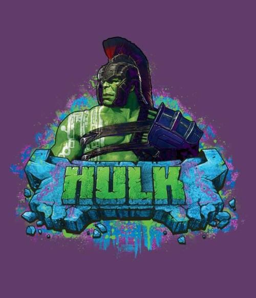Hulk colors Póló - Ha Hulk rajongó ezeket a pólókat tuti imádni fogod!