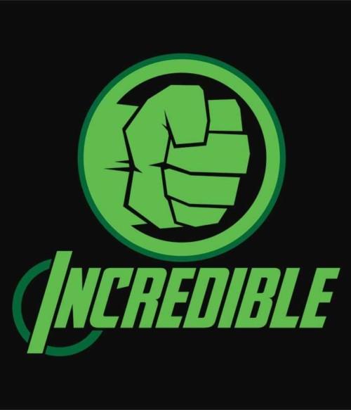 Incredible Hulk Póló - Ha Hulk rajongó ezeket a pólókat tuti imádni fogod!