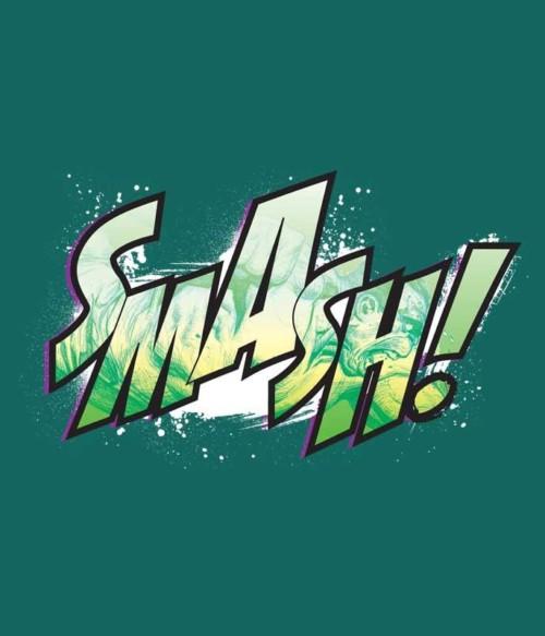 Smash Póló - Ha Hulk rajongó ezeket a pólókat tuti imádni fogod!