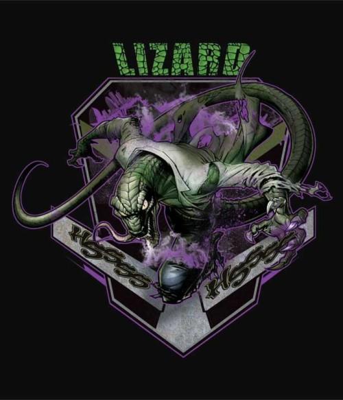 Lizard Póló - Ha Spiderman rajongó ezeket a pólókat tuti imádni fogod!