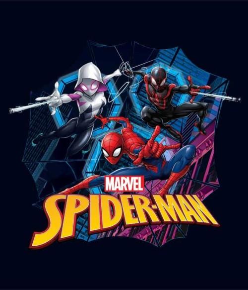 Spider-Man comics Póló - Ha Spiderman rajongó ezeket a pólókat tuti imádni fogod!