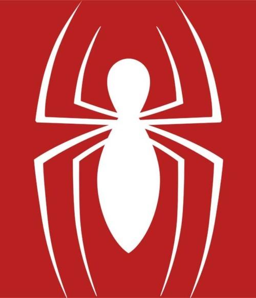 Spider logo Póló - Ha Spiderman rajongó ezeket a pólókat tuti imádni fogod!