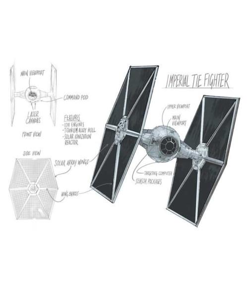 Imperial tie fighter project Póló - Ha Star Wars rajongó ezeket a pólókat tuti imádni fogod!