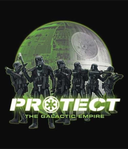 Protect Póló - Ha Star Wars rajongó ezeket a pólókat tuti imádni fogod!