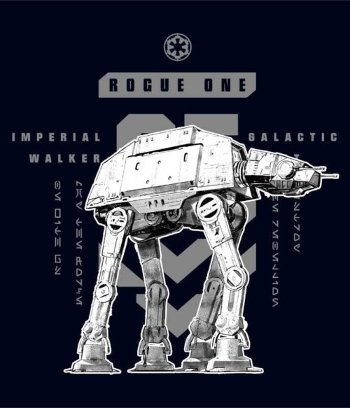 Rogue One AT-AT Póló - Ha Star Wars rajongó ezeket a pólókat tuti imádni fogod!