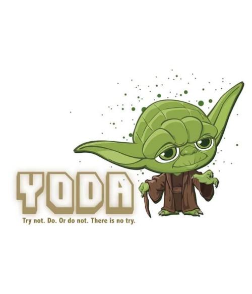 Chibi Yoda Póló - Ha Star Wars rajongó ezeket a pólókat tuti imádni fogod!