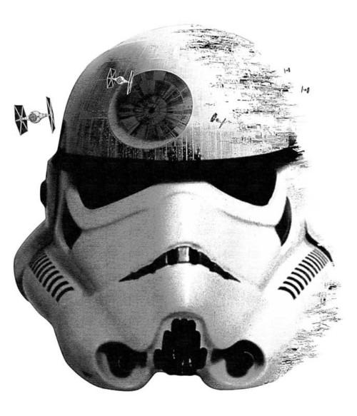 Trooper death star Póló - Ha Star Wars rajongó ezeket a pólókat tuti imádni fogod!