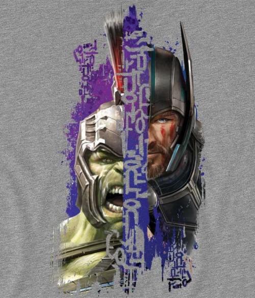 Thor vs Hulk Póló - Ha Thor rajongó ezeket a pólókat tuti imádni fogod!
