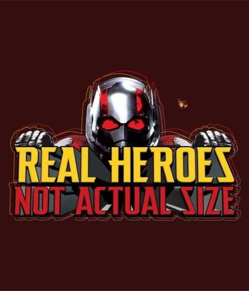 Not Actual Size Póló - Ha Antman rajongó ezeket a pólókat tuti imádni fogod!