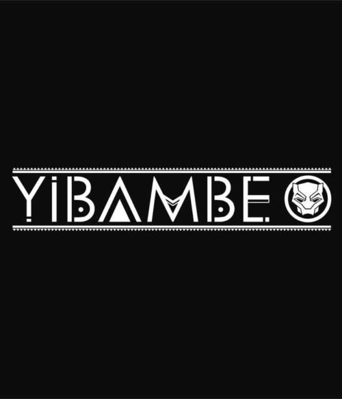 Yibambe Póló - Ha Black Panther rajongó ezeket a pólókat tuti imádni fogod!