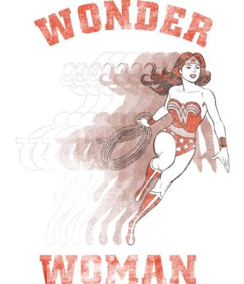 Wonder Woman Comics style Póló - Ha Wonder Woman rajongó ezeket a pólókat tuti imádni fogod!