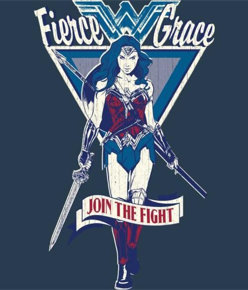 Join the fight Póló - Ha Wonder Woman rajongó ezeket a pólókat tuti imádni fogod!