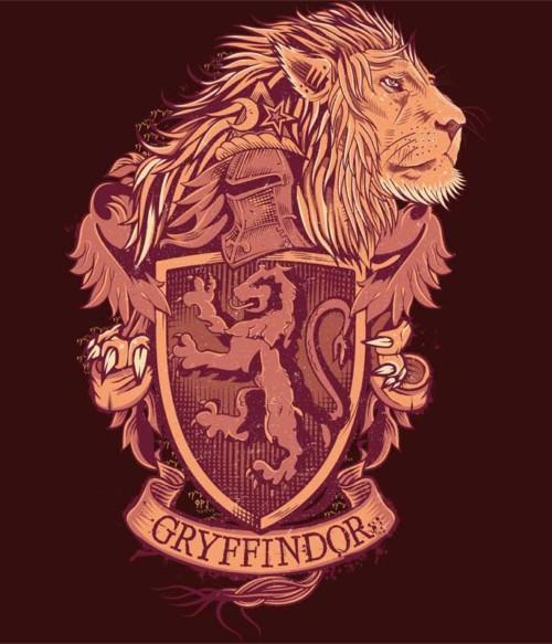 Gryffindor Póló - Ha Harry Potter rajongó ezeket a pólókat tuti imádni fogod!