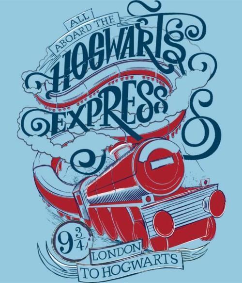 Hogwarts express Póló - Ha Harry Potter rajongó ezeket a pólókat tuti imádni fogod!