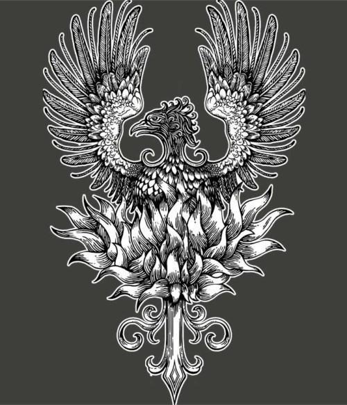 Dumbledore Phoenix Póló - Ha Fantastic Beasts: The Crimes of Grindelwald rajongó ezeket a pólókat tuti imádni fogod!