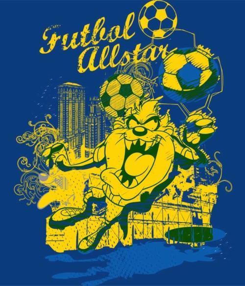 Futbol Allstar Póló - Ha Looney Tunes rajongó ezeket a pólókat tuti imádni fogod!