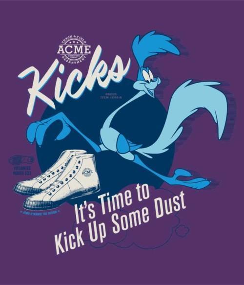 It's time to Kick Up Some Dust! Póló - Ha Looney Tunes rajongó ezeket a pólókat tuti imádni fogod!
