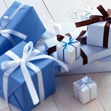 Ajándéknak