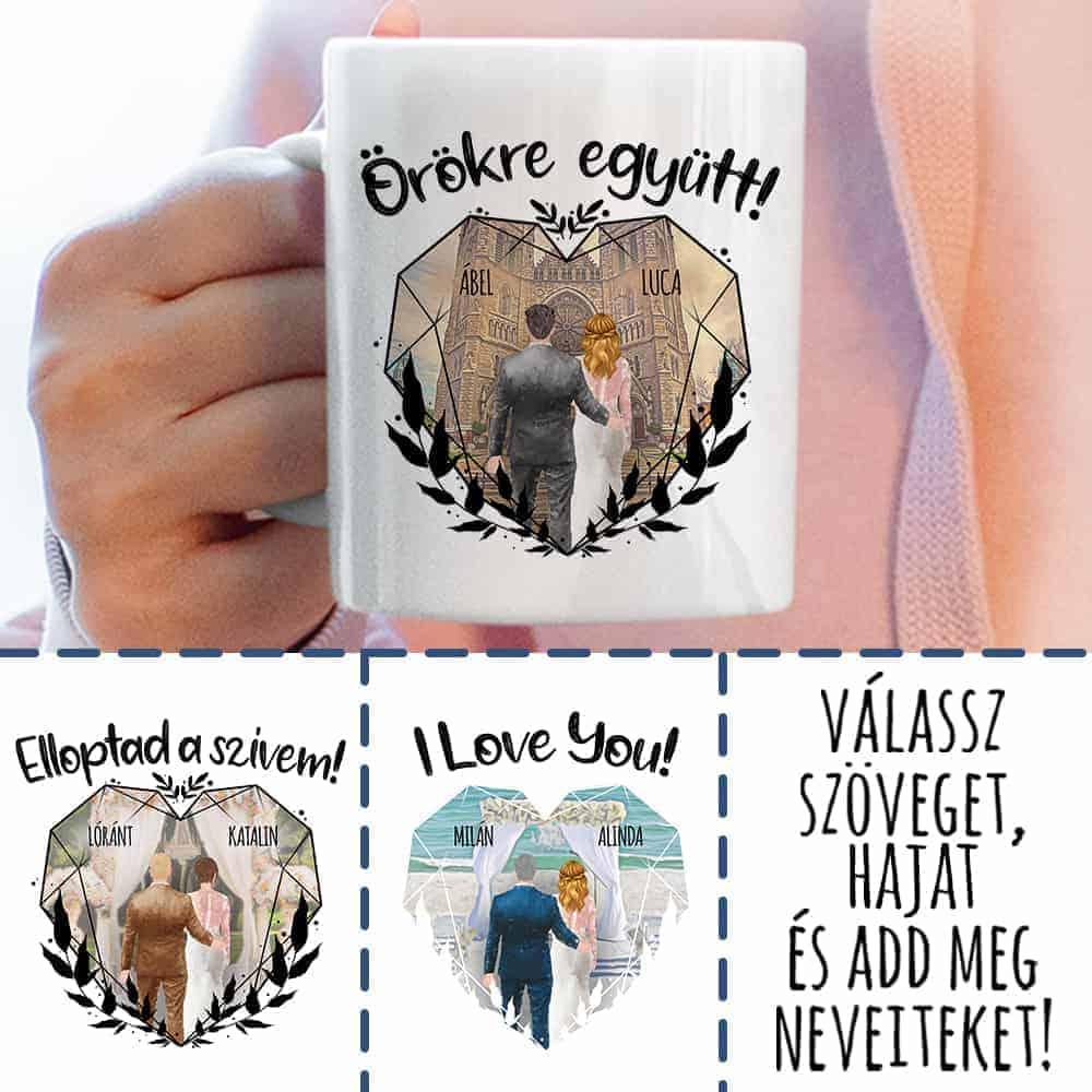 Együtt mindörökké - Tökéletes esküvői ajándékok!