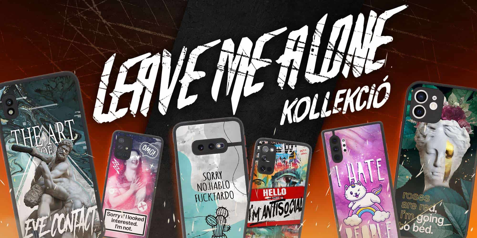 Telefontok Kollekciók - PamutLabor